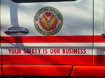 YOUR SAFETY IS OUR BUSINESS